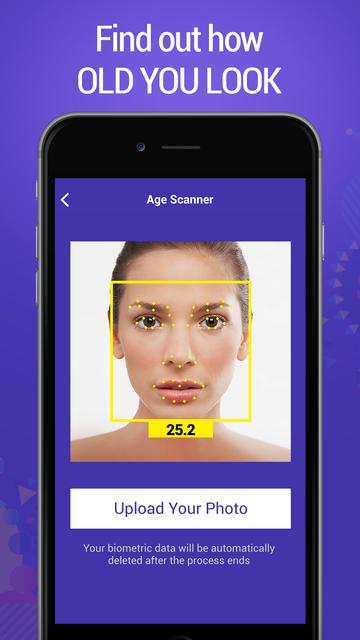 FACE LAB - AI Face Analyzer! screenshot 5