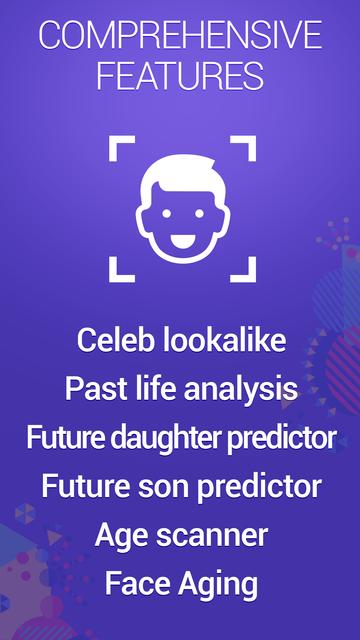 FACE LAB - AI Face Analyzer! screenshot 7