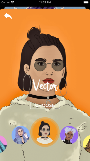 FACEICON - Cartoon Yourself screenshot 7