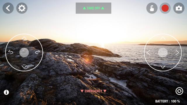 Scroll Controller for Bebop screenshot 3
