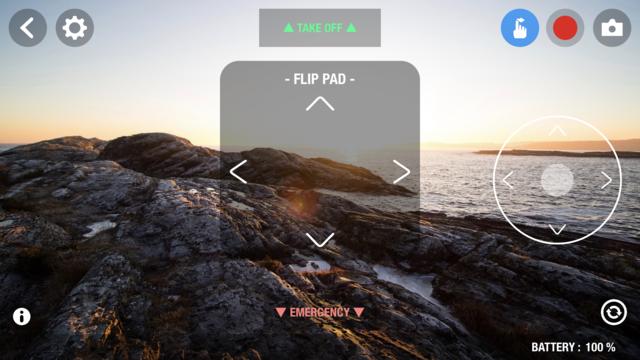 Scroll Controller for Bebop screenshot 4