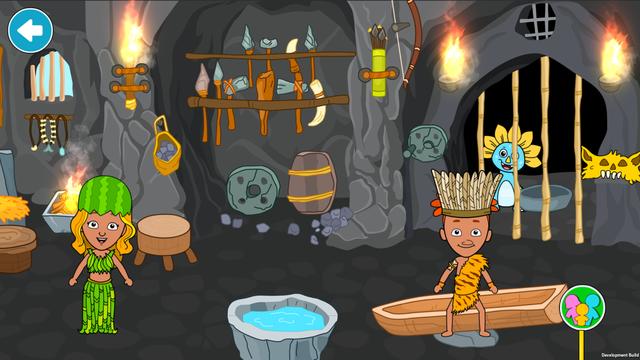 My Dinosaur Town—Caveman Games screenshot 9