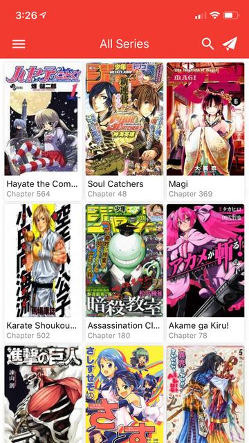 Manga Life screenshot 7