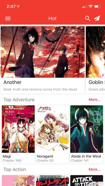 Manga Life screenshot 4