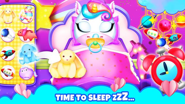 Girl Games: My Baby Unicorn screenshot 5