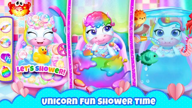 Girl Games: My Baby Unicorn screenshot 6