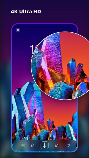Live Wallpapers 4K & Themes screenshot 12