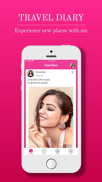 Simran K Official App screenshot 2