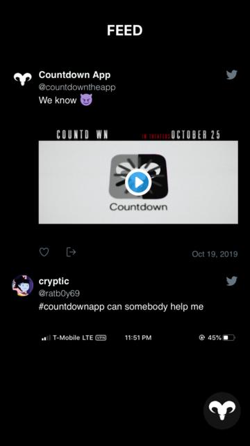 Countdown App screenshot 5