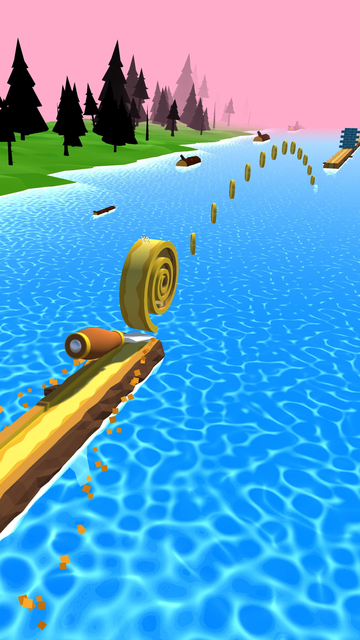 Spiral Roll screenshot 7