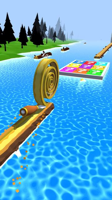 Spiral Roll screenshot 8