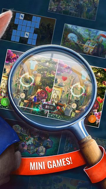 Fairy Tale Game Hidden Objects screenshot 4