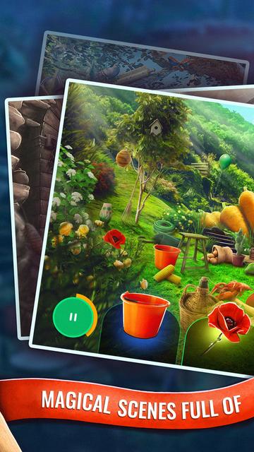 Fairy Tale Game Hidden Objects screenshot 5