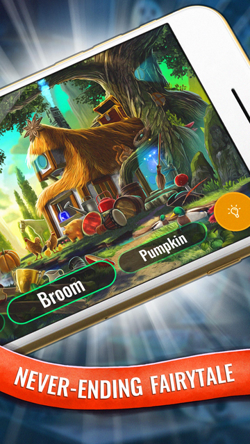 Fairy Tale Game Hidden Objects screenshot 2