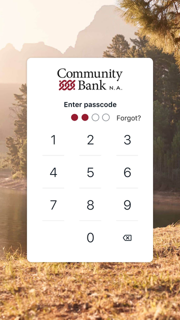 CBNA Mobile Banking screenshot 5