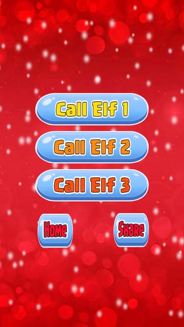 Calling the elf on the shelf. screenshot 1