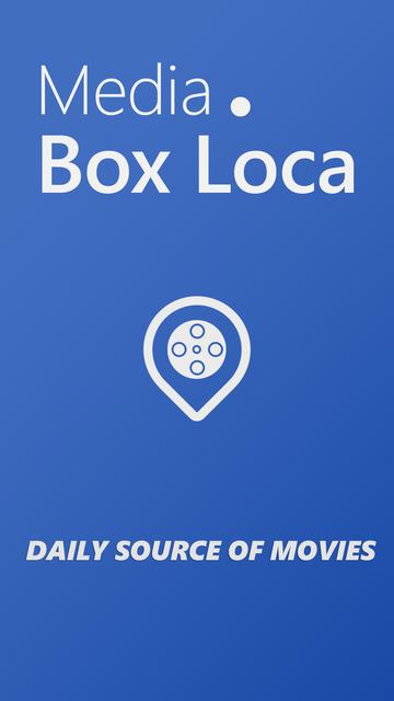 Media Box Loca - HD Movies Now screenshot 1