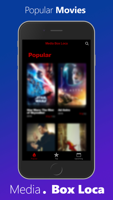Media Box Loca - HD Movies Now screenshot 4