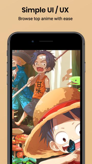 Minasan Anime Wallpaper screenshot 8