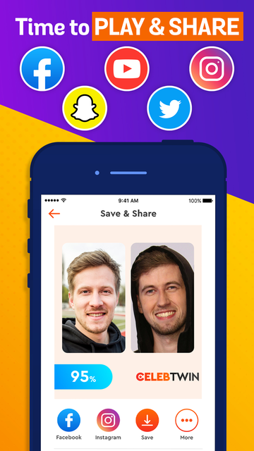 Celeb Twin - Who you look like screenshot 4