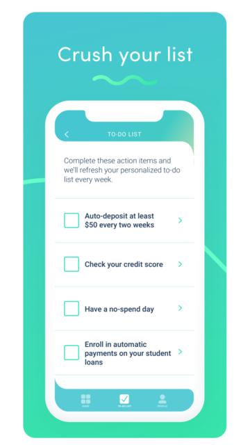 Nimbly Finance screenshot 2
