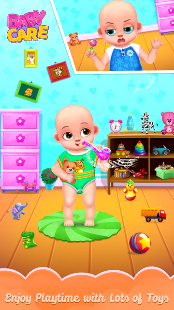 Sweet Baby Daycare Games screenshot 6
