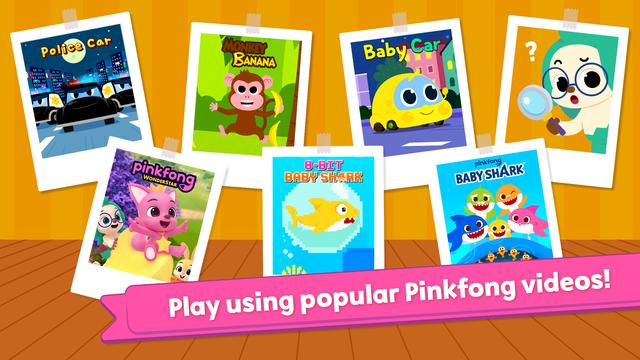 Pinkfong Spot the difference screenshot 7