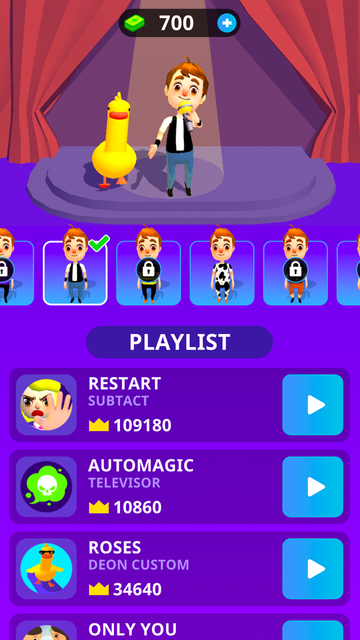 Rhythm Games screenshot 1
