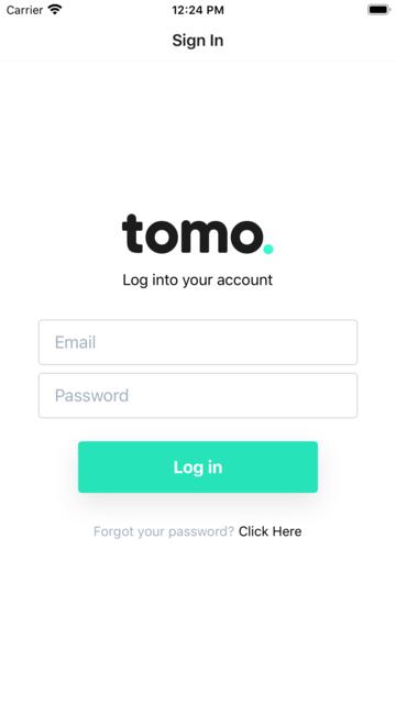 Tomo Card screenshot 4
