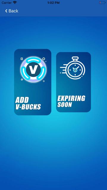 VBucks Saver for Fortnite 2020 screenshot 2