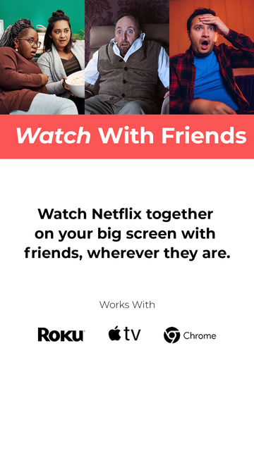 Watch With Friends screenshot 1