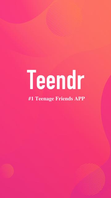 Teendr: Dating & Friendship screenshot 1