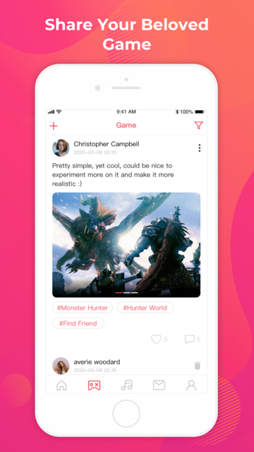 Teendr: Dating & Friendship screenshot 2