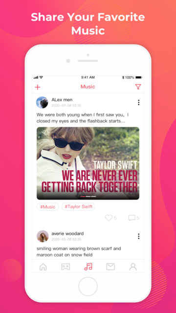 Teendr: Dating & Friendship screenshot 3