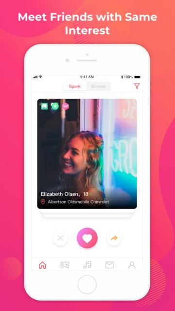 Teendr: Dating & Friendship screenshot 4