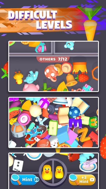 Match All 3D screenshot 2