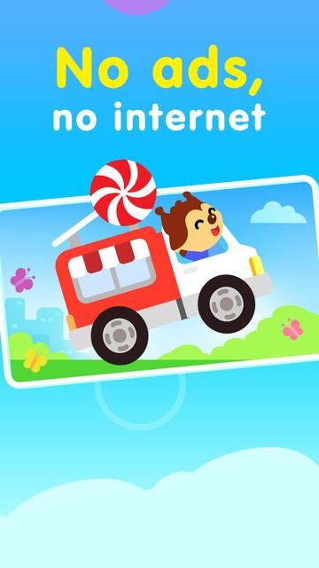 Kids Games: Things That Go! screenshot 2