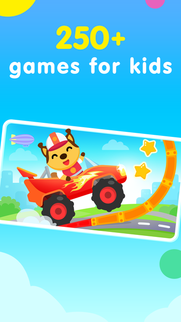 Kids Games: Things That Go! screenshot 1