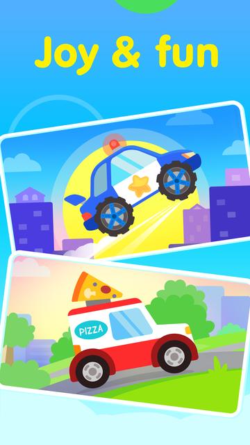 Kids Games: Things That Go! screenshot 5