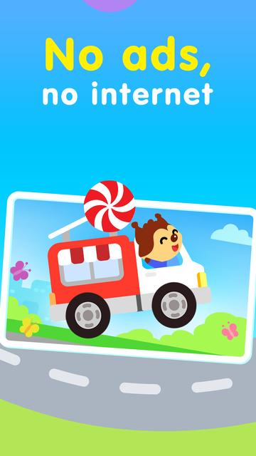 Kids Games: Things That Go! screenshot 7
