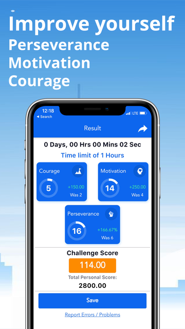 iDare - Comfort Zone Challenge screenshot 5