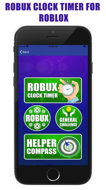 1# Rbx Clock Timer for Roblox screenshot 1