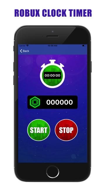 1# Rbx Clock Timer for Roblox screenshot 2