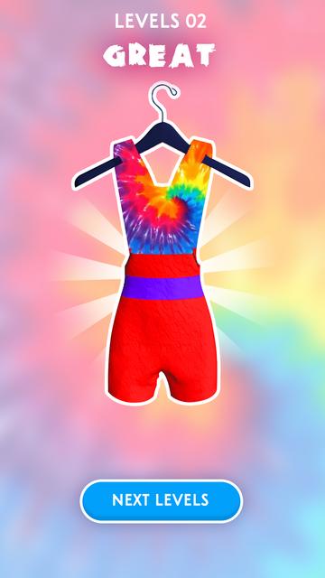 Tie Dye Game screenshot 5