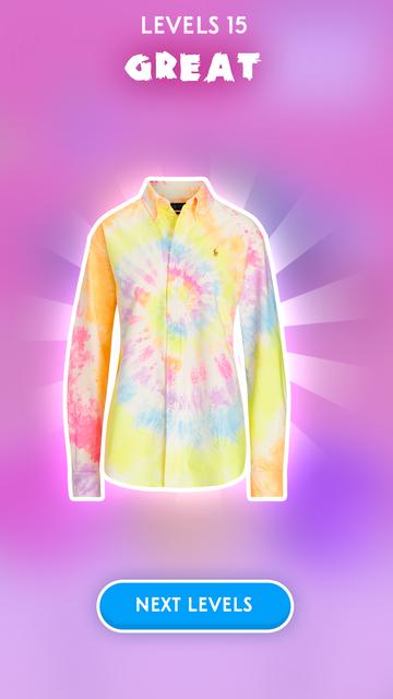 Tie Dye Game screenshot 6