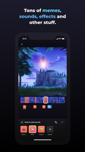 Donut: Create Game Clip Videos screenshot 3
