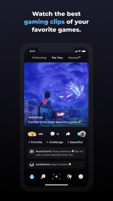 Donut: Create Game Clip Videos screenshot 1