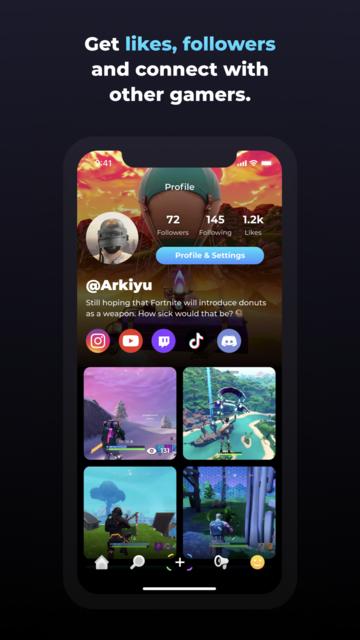 Donut: Create Game Clip Videos screenshot 4