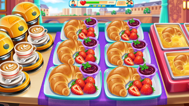 Cooking Sizzle: Master Chef screenshot 10
