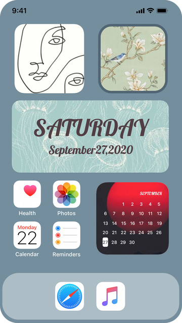 Color Widgets. screenshot 5